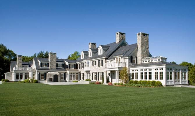 New England Colonial Ken Vona Construction