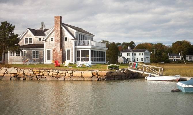 New England Cottage Pierce Allen