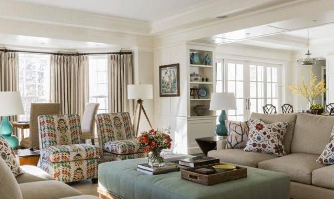 New England Home Mally Skok Design Interior Designer