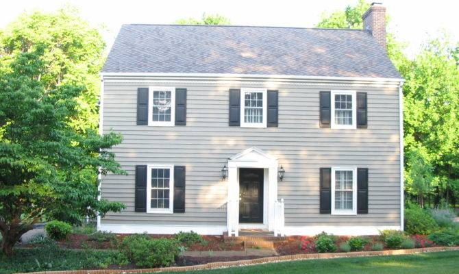 New England Saltbox Cabinet Curiosities Life