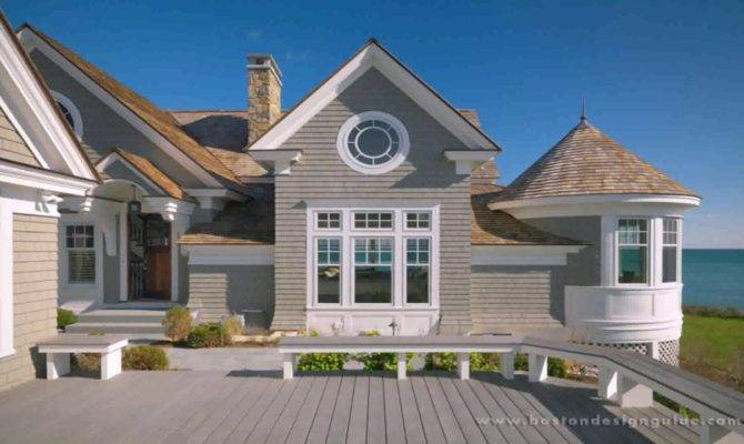 New England Style Cape Cod House Plans Youtube