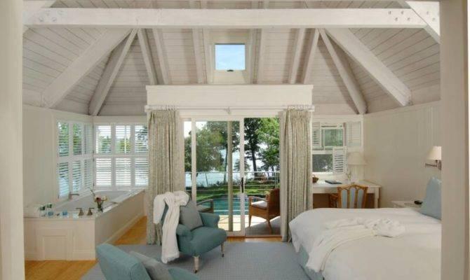 New England Style Interiors Decorating Design Ideas