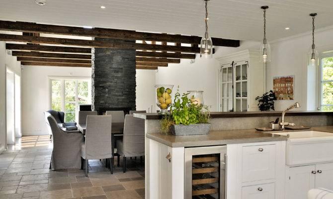 New England Style Villa Inspiration Dream Home Interior