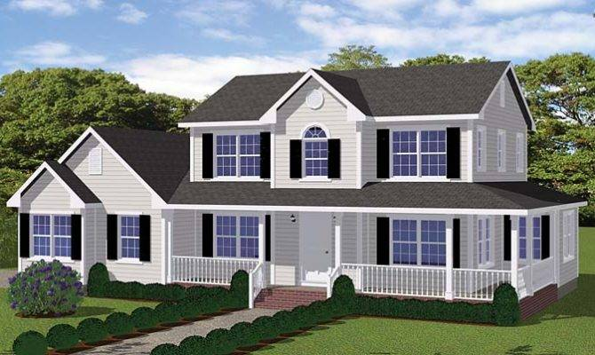 New French Country House Plan Home Plans Blog