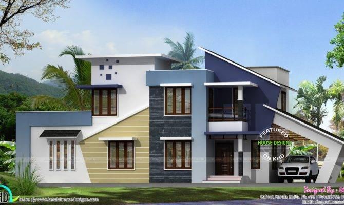 New Generation Home Design Kerala Floor