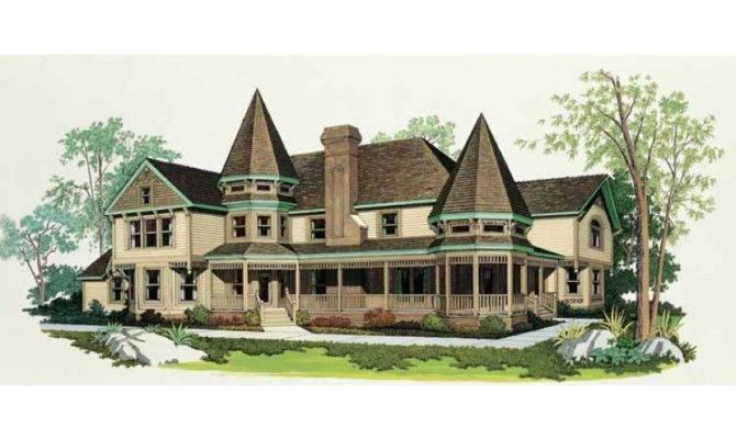New Gilded Age Hwbdo Queen Anne Builderhouseplans