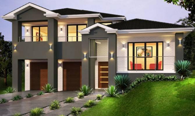 New Home Builders Brighton Split Storey Designs