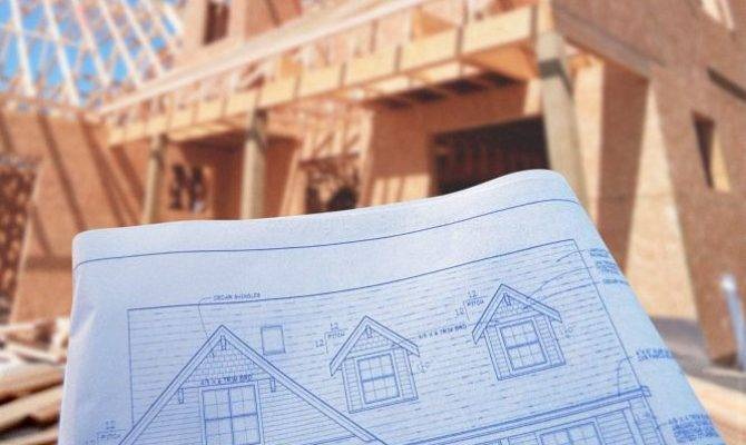 New Home Construction Blueprints