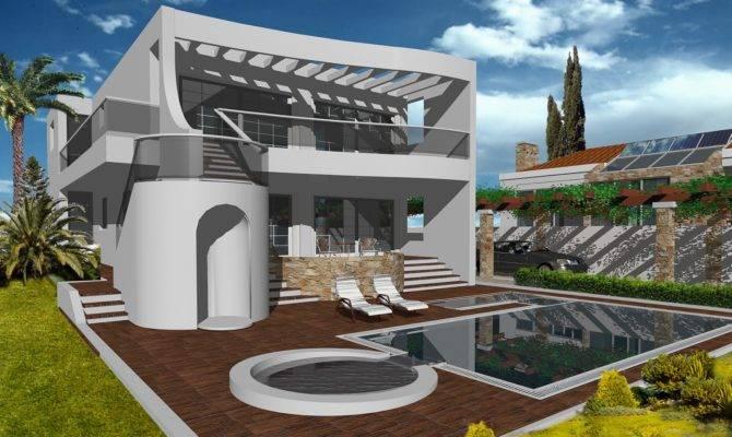 New Home Designs Latest Beautiful Modern Homes Mediterranean