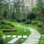 Modern Homes Beautiful Garden Designs Ideas House Plans 10086
