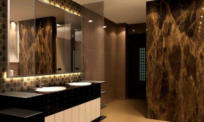New Home Designs Latest Modern Homes Bathrooms Ideas