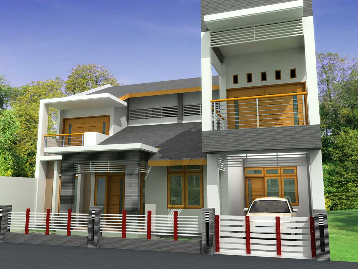 New Home Designs Latest Modern Homes Front Views Terrace House Plans 70098
