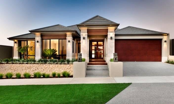 Modern Small Homes Exterior Ideas
