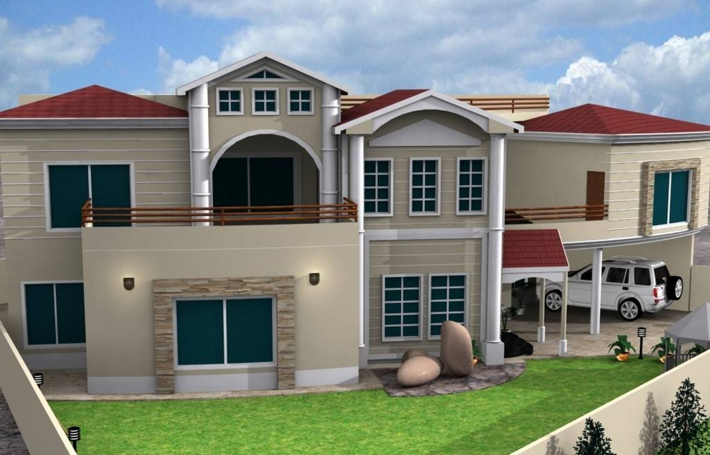 New Home Designs Latest Western Homes Front House Plans 146390