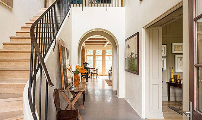 New Home Modern Traditional Elements