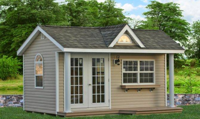 New Home Office Sheds Sale