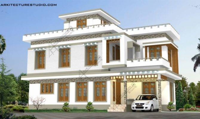 New Home Plans Designs