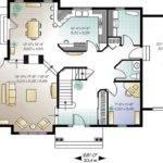 New Home Plans Open Concept Deco