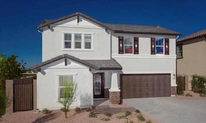 New Homes Sale Gilbert Copper Ranch Villas