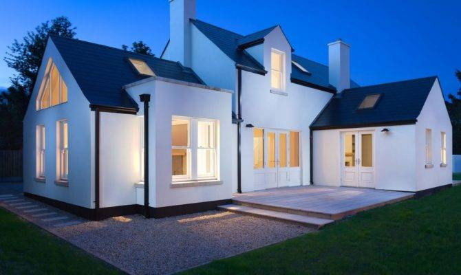 New House Build Kilcoole Wicklow Mds Construction