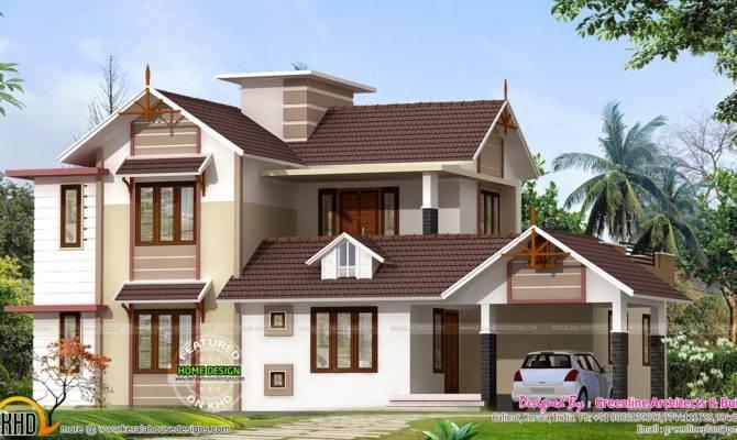 New House Design Kerala Home Floor
