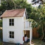 New Ideas Kids Outdoor Playhouses Kidsomania