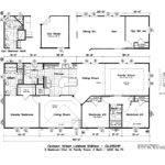 New Mobile Home Floor Plans Plan