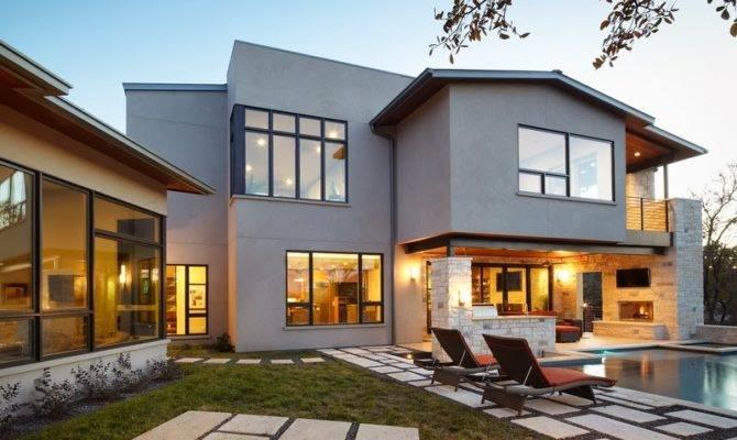 New Modern Home Designs