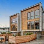 New Modern Townhouses Fremont