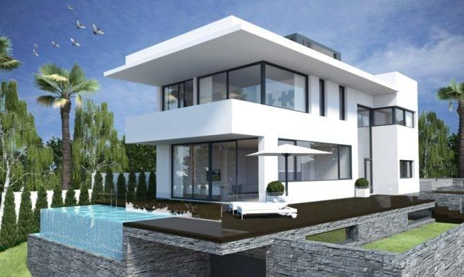 New Modern Villa Design Buybrinkhomes