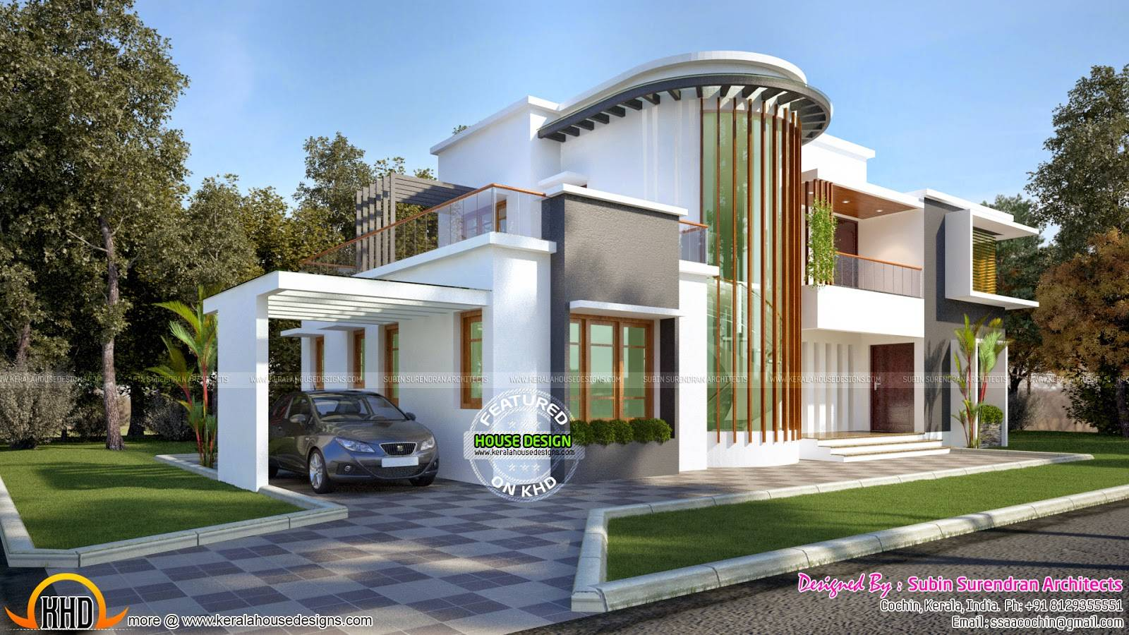 17 Fantastic Modern Villa Floor Plans That Make You Swoon House Plans