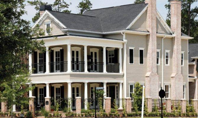 New Orleans Style House Floor Plans Wood Floors