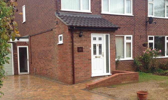 New Porch Extension Thame Adds Real Character Front
