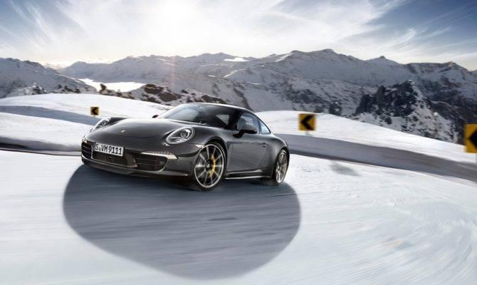 New Porsche Carrera Lighter Faster More Agile