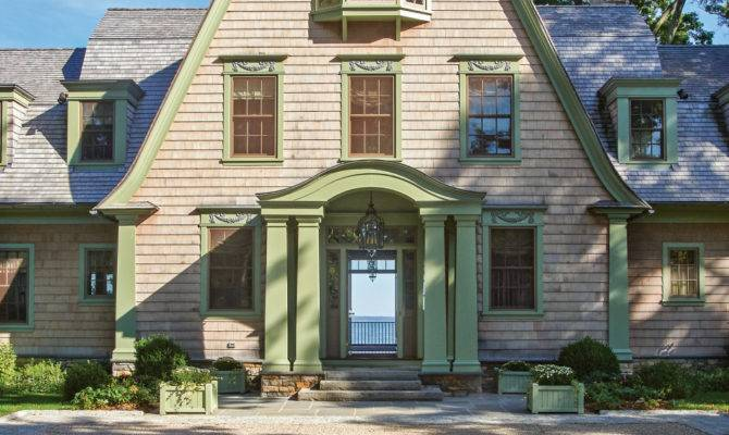 New Shingle Style Period Homes Magazine