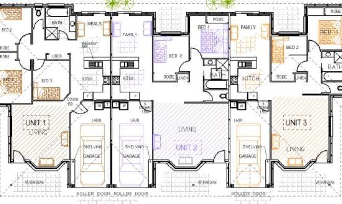 New Tripex Designs Triplex Home
