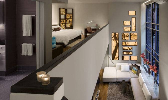 New York Home Interior Loft Designs Best Luxury