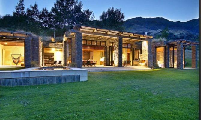 New Zealand Award Winning House Luxury Holiday Villa
