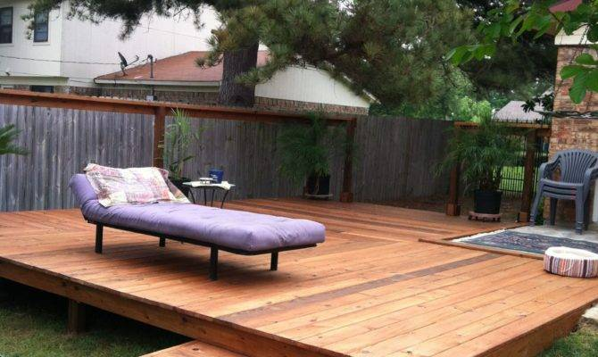 Nice Backyard Deck Ideas Increase Your House Selling