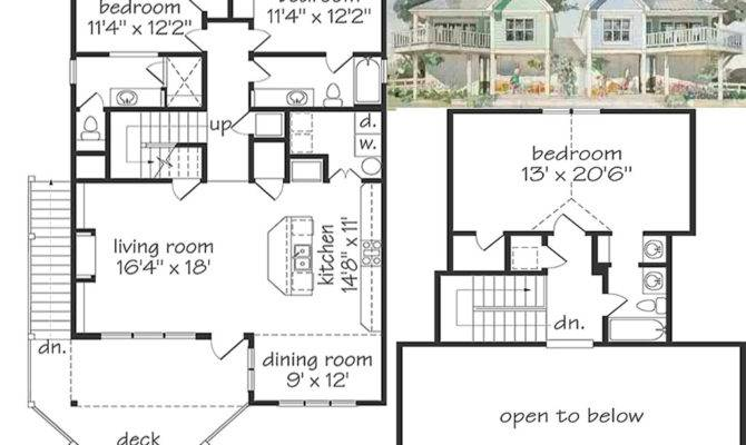 Nice Floor Plans Design Mirror