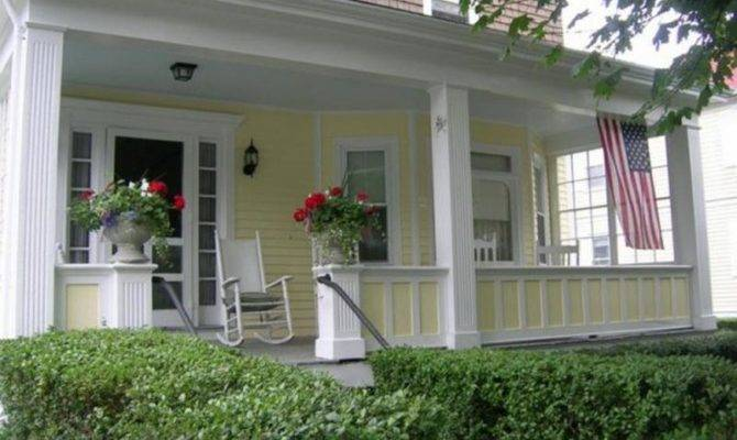 Nice Front Porch Designs Tips Build Modern