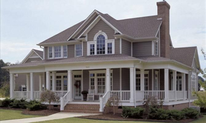 Nice House Wrap Around Porch Architecture Pinterest
