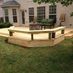Nice Low Level Deck Finished Last Week Wood Decks Pinterest