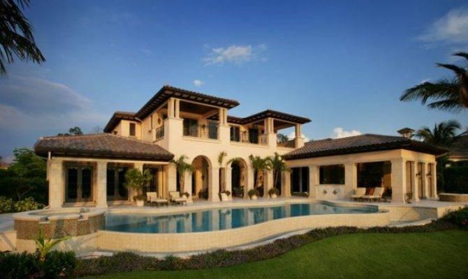 Nice Mediterranean Home Plans Small