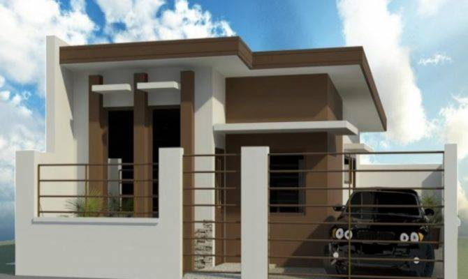 Nice Modern Bungalow House Plans Philippines House Plans 92133