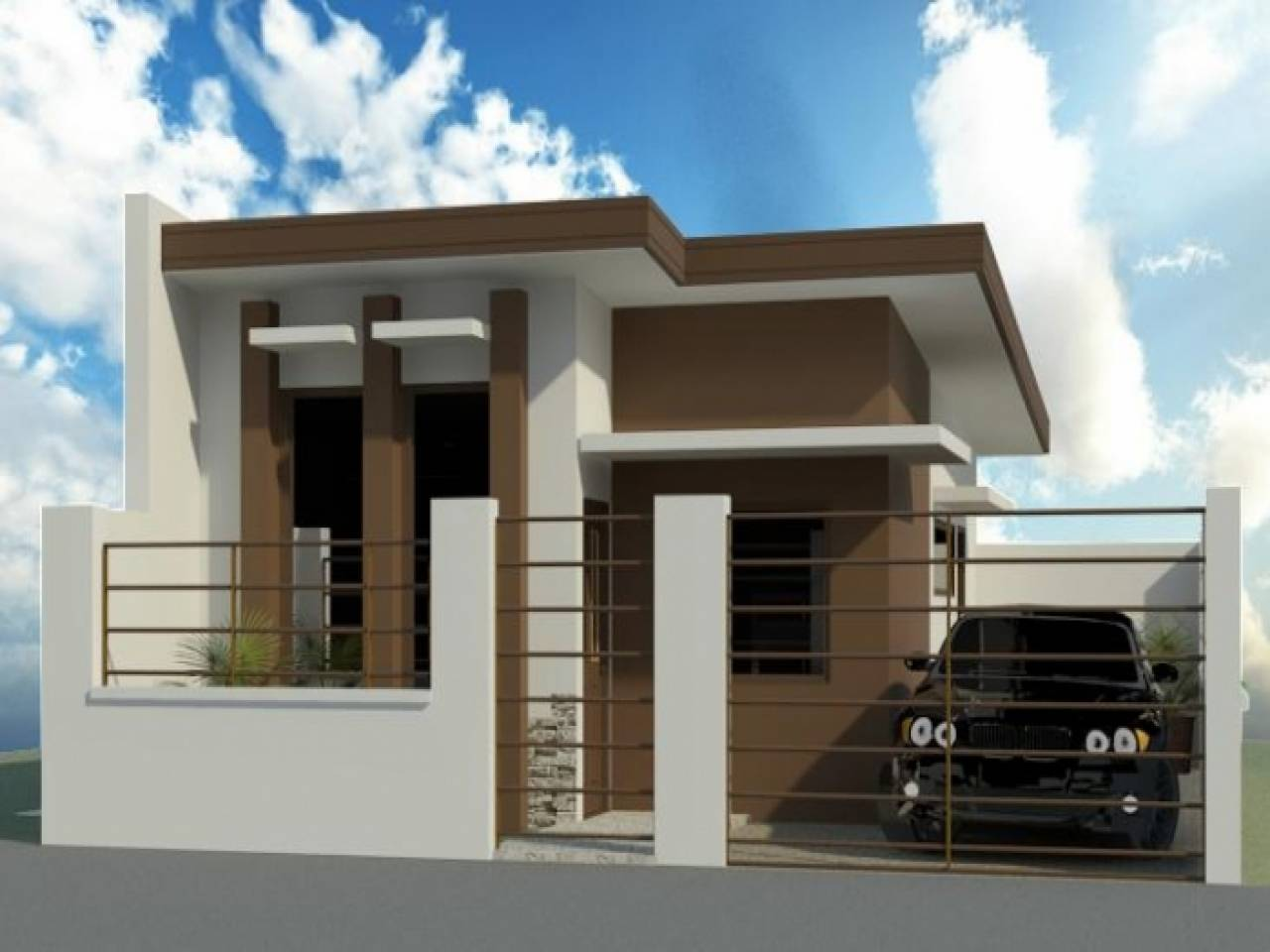 Nice Modern Bungalow House Plans Philippines