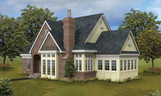 Nice Small Cottage Style House Plans English