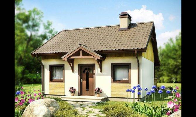 Nice Small House Inexpensive Best Home Plan