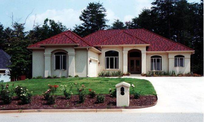 Nice Spanish Style Home Plans Small Mediterranean