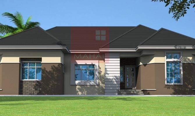 Nigerian House Floor Plans